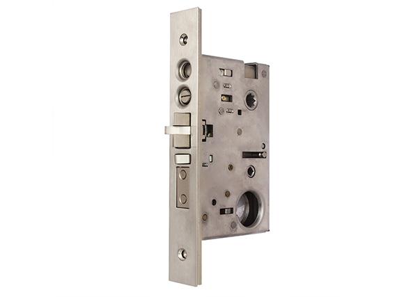 America style door lock