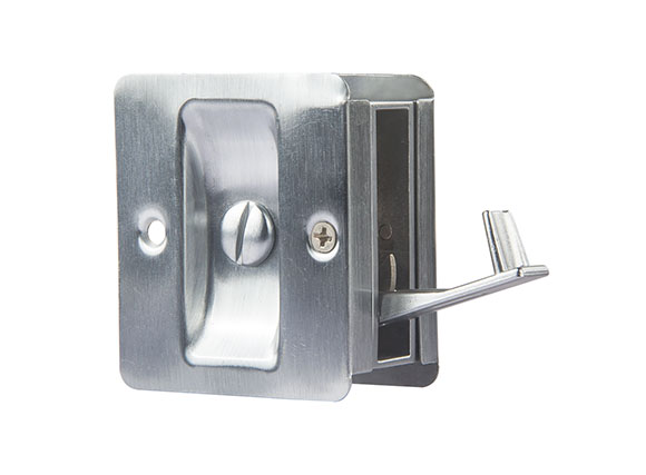 stainless steel sliding door lock