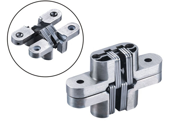 zinc alloy furniture hardware concealed hinges