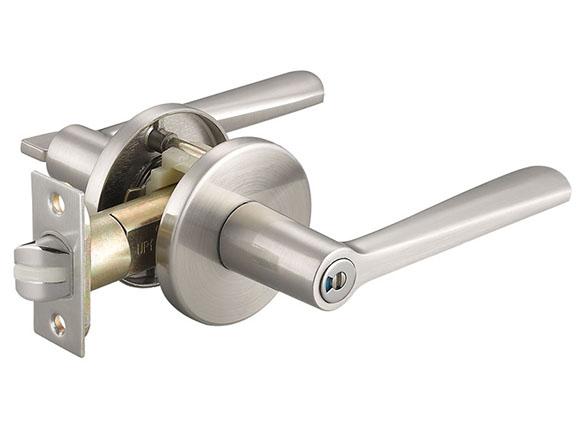 European American style zinc alloy silent door lock