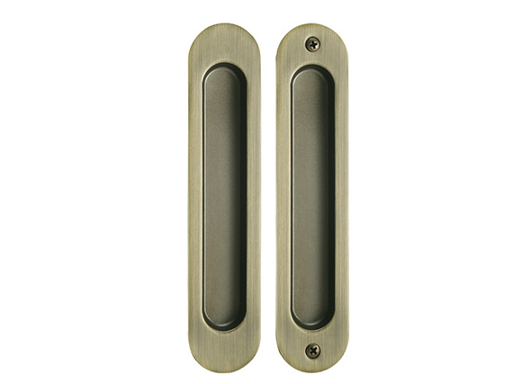 emtek sliding door lock