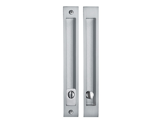 Top quality zinc alloy sliding door hook lock for wooden door