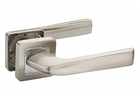 Zinc Alloy Hardware Door Lever Locks Handle