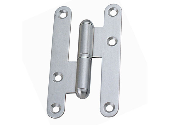 High Quality Stainless Steel 304 Round H Door Hinge for Wooden Door