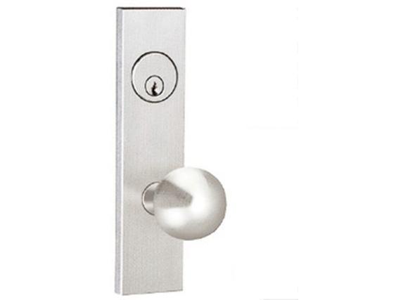 US style Commercial plate door lock