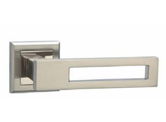 OEM zinc alloy design art deco big modern italian door lever handles
