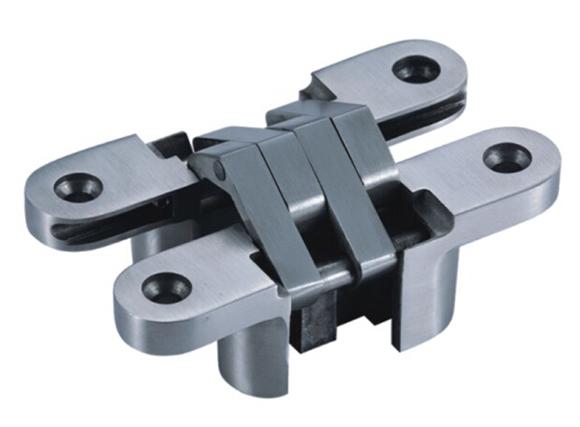 Hidden non Adjust Stainless Steel 304 Wooden Folding Invisible Door Conceal Hinge