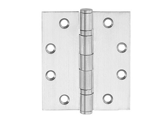 welding brass door hinge