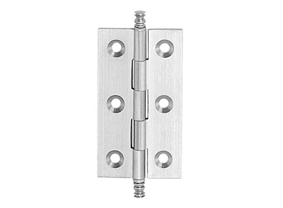 mini brass door hinge