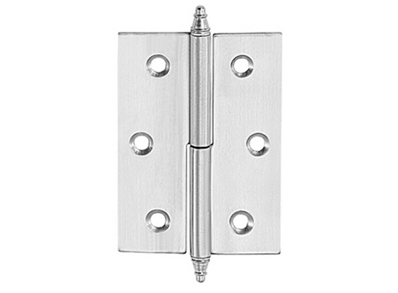 L Shape Stainless Steel door hinges
