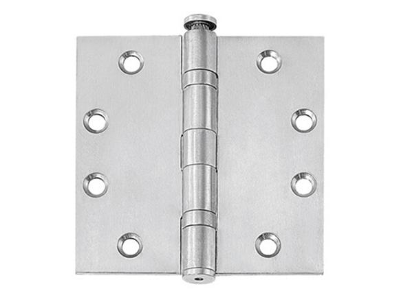 Core pulling door hinge