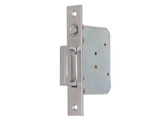mortise lock with handle for sliding door