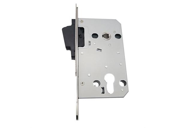 magnetic door lock body