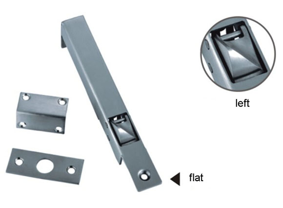 Conceal Insert Flush Sliding Bolt