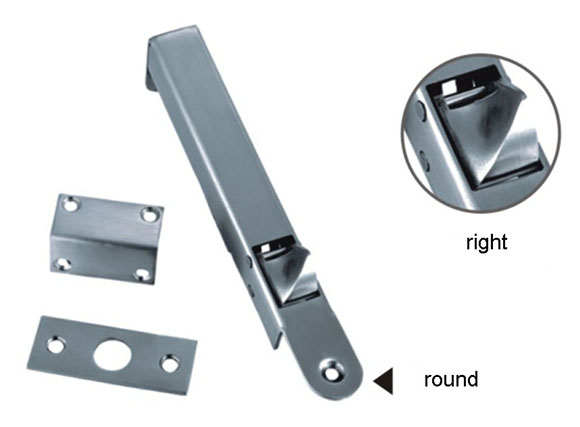 flush door bolt lock