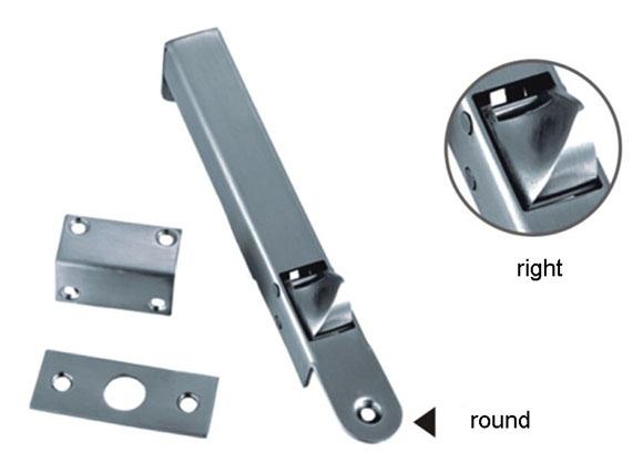 flush door bolt lock
