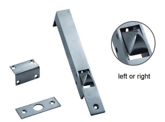 flush door bolt for double door