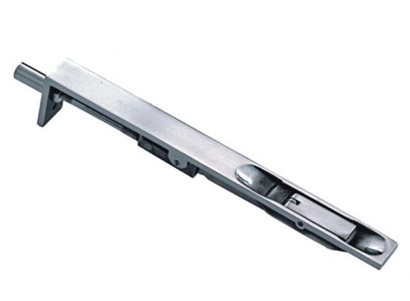 Different types drop window aluminium door flush bolt