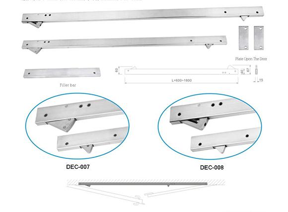 factory Door Coordinator Synposition Fittings Door Selector