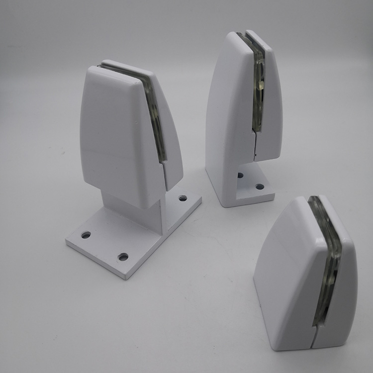 white protective panel clamp